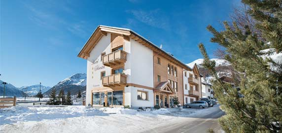 hotel silvestri livigno vacanza foto homepage