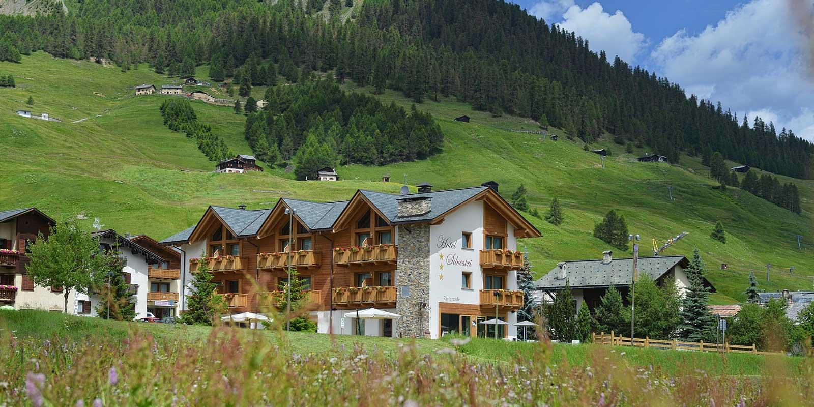 hotel silvestri livigno